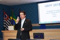 Palestra apresentou as novidades do Imposto de Renda 2018