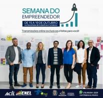 Sebrae SP, ACIL e SIC realizam Semana do Empreendedor - de 15 a 19 de outubro na Secretaria de Indústria e Comércio