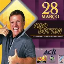 Aprenda a vender, vender e vender com Ciro Bottini