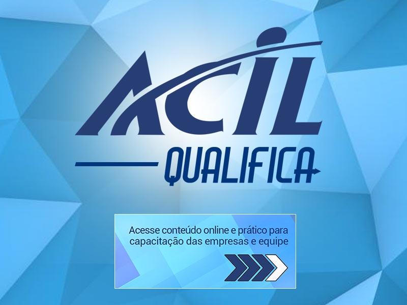 Acesse agora - ACIL Qualifica